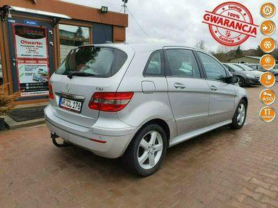 używany Mercedes B200 / 2.0 diesel / Automat / Gwarancja / Opłacony / W245 (2005-2011)