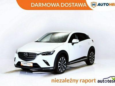 używany Mazda CX-3 DARMOWA DOSTAWA, Klima auto, Kam. cofania, Bluetooth, Serwis ASO