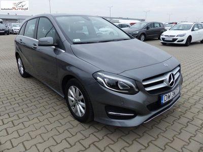 used Mercedes B180 1.5dm3 109KM 2018r. 49 780km ABS