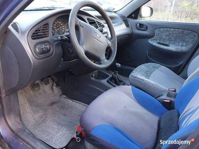 używany Chevrolet Lanos 1998r. 1,5 Benzyna Klimatyzacja Tanio Wawa - Możliwa Zamiana!,