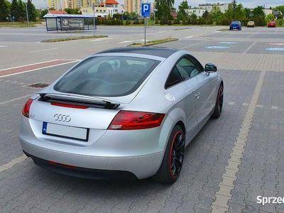 używany Audi TT 8j 2007 nowy rozrzad 2.0 BWA