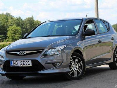 używany Hyundai i30 Klima Alu Isofixy 1właściciel Aux 109KM Niemcy I (2002-2013)