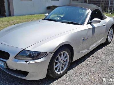 używany BMW Z4 E86 2.0 SE LIFT 2007R. Z DOWODEM V5C.