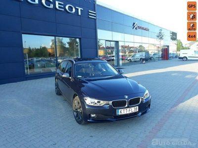 używany BMW 320 320 d xDrive kombi