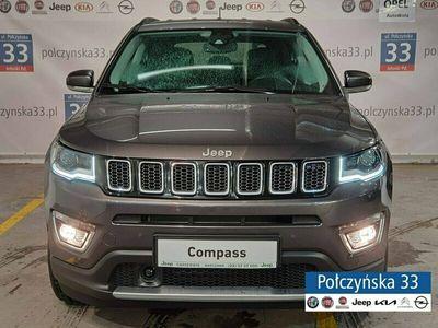 używany Jeep Compass 1.3dm 130KM 2020r. 6km
