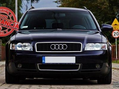 używany Audi A4 II (B6) 1.8T Avant Automat S-Line Int. - Gwarancja Raty Zamiana