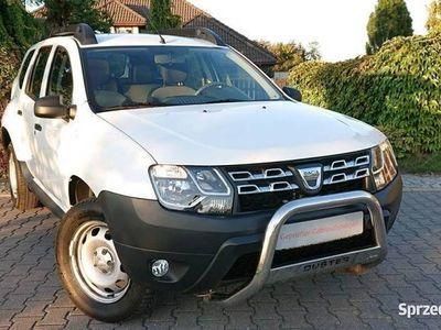używany Dacia Duster 1.6dm 105KM 2014r. 73 000km