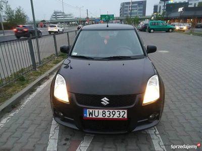 używany Suzuki Swift
