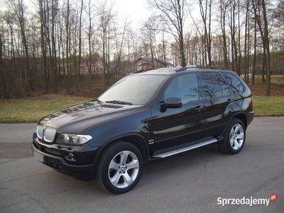 używany BMW X5 3.0D 218KM LIFT ORYGINAŁ Sport Pakiet Serwis Xenon