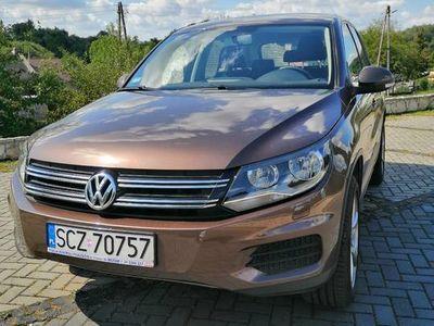 używany VW Tiguan 1.4 Tsi 160KM 4x4, Niski przebieg