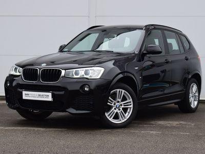 używany BMW X3 xDrive20d M Sport