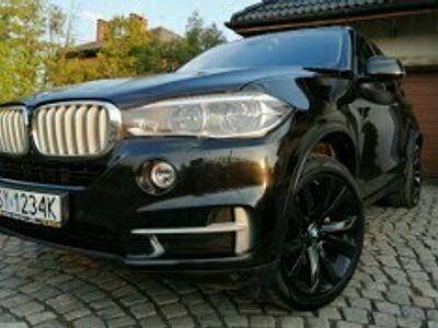 używany BMW X5 F15 Xdrive 40d • 313 KM • LED • HEADUP • fv 23%