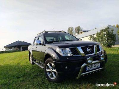 używany Nissan Navara D40 2.5dci 171KM 4x4 Pick-Up Klima Alu
