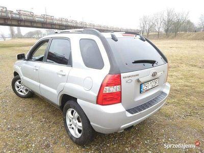 używany Kia Sportage 2005 Rok 2.0 Turbo Diesel