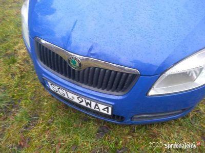 używany Skoda Fabia II 1.4 TDI 2008 rok klimatyzacja polski salon