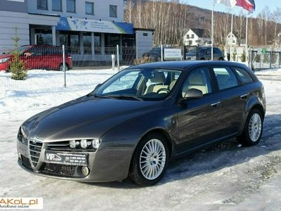 używany Alfa Romeo 159 I 1.9JTDM 150KM Klimatronik Nowy rozrząd Bez korozji