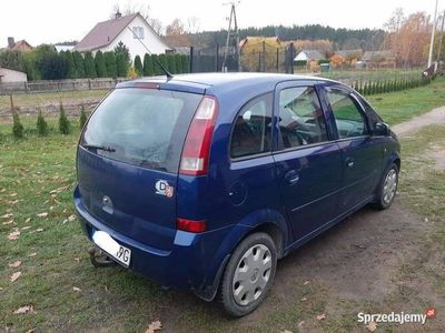 używany Opel Meriva 1.7cdti 2005r