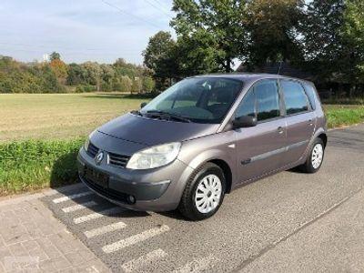 używany Renault Scénic II 1.6 benzyna ZADBANY -POLECAM!!
