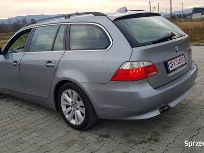 używany BMW 525 d 177koni Automat Start-Stop 2006r