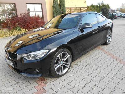 używany BMW 420 SERIA 4 I (F32)