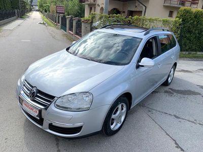 używany VW Golf 2dm3 140KM 2009r. 290 000km Raty/Zamiana Gwarancja panorama dach kombi