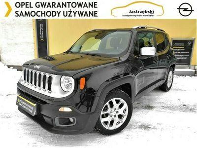 używany Jeep Renegade 1.4 MultiAir Limited FWD S&S