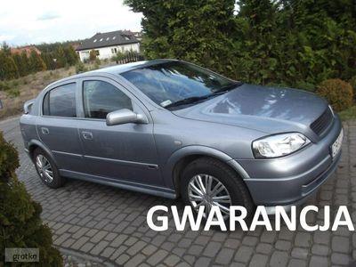 używany Opel Astra krajowy, zadbany, GWARANCJA
