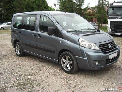 używany Fiat Scudo 2007r Multijet 9-osobowy !!!