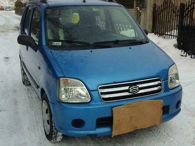 używany Suzuki Wagon R+ lpg