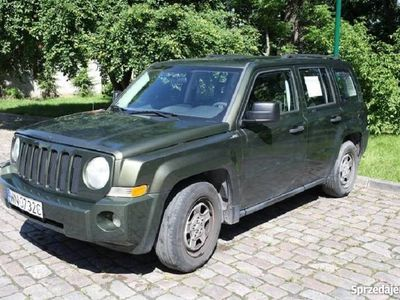 używany Jeep Patriot