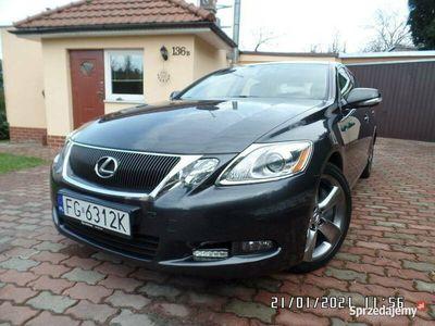 używany Lexus GS300 Prestige. Benzyna + LPG 2010r. Przebieg 179500