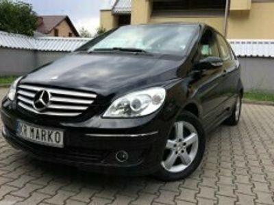 używany Mercedes B170 Klasa B W245