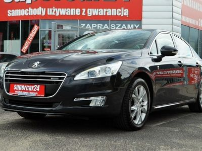 używany Peugeot 508 2dm 200KM 2013r. 170 000km