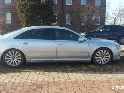 używany Audi A8L 4.0tdi