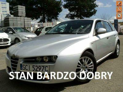 używany Alfa Romeo 159 1.9 JTD 120 KM Sportswagon Klimatronic Alu Stan BDB Kredyt Bez BIK I (2005-2011)
