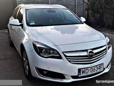 używany Opel Insignia #Polski Salon #Faktura VAT 23% #Oryginalny Przebieg #Gwarancja 12mc