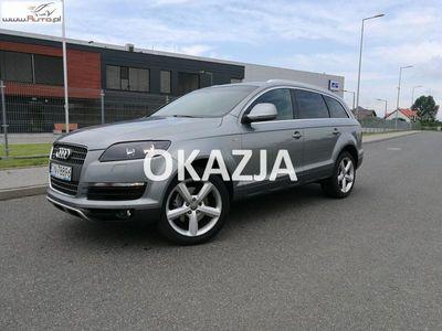 używany Audi Q7 3.0 S-Line Navi 7-osobowa automatyczna klima.