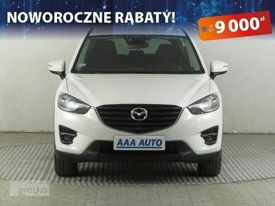 używany Mazda CX-5  Salon Polska, Serwis ASO, VAT 23%, Klimatronic, Tempomat, Piaseczno