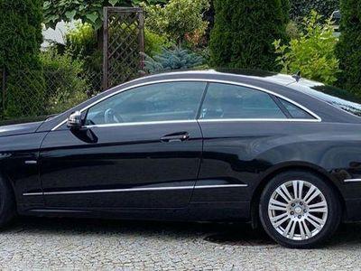 używany Mercedes E250 KlasaCGI, Coupe