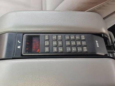 używany BMW 740 piekny kolor 18cali felga zadbany