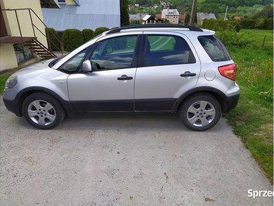używany Fiat Sedici 1.9 JTD !
