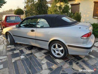 używany Saab 9-3 Cabriolet 2.0 Turbo Bardzo zadbany egzemplarz ZAMIANA!!