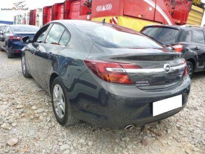używany Opel Insignia Insignia 2dm3 170KM 2015r. 27 037km2.0 CDTI Edition S&S FV 23%, Gwarancja!!