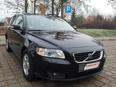 używany Volvo V50 V50 II1.6 Diesel Alufelgi Climatronic Relingi XENON Opłaty *GWARANCJA*