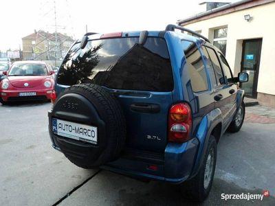 używany Jeep Cherokee 3.7dm 211KM 2003r. 163 000km