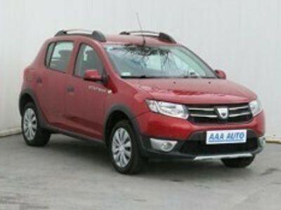 używany Dacia Sandero II Navi, Tempomat, Parktronic