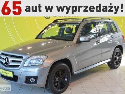 used Mercedes 220 Klasa GLK X2044matic, skóra, 12 m-cy gwarancji