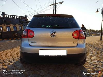 używany VW Golf V 1.9 TDI 2007 R