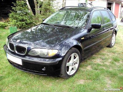 używany BMW 320 E46 D Kombi