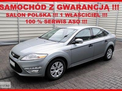 używany Ford Mondeo V Salon PL + 1 Właściciel + 100% Serwis -a !!!